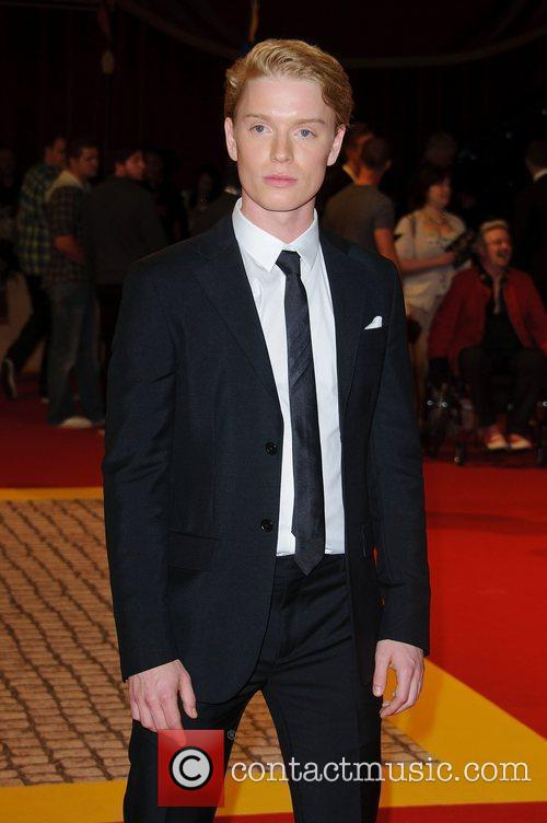 Freddie Fox The World Premiere of 'The Three...