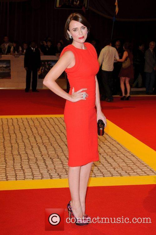 Keeley Hawes The World Premiere of 'The Three...
