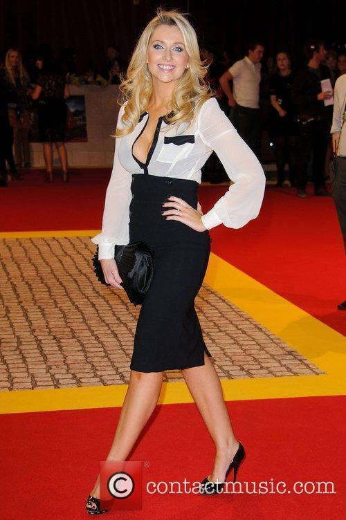 Gemma Merna The World Premiere of 'The Three...