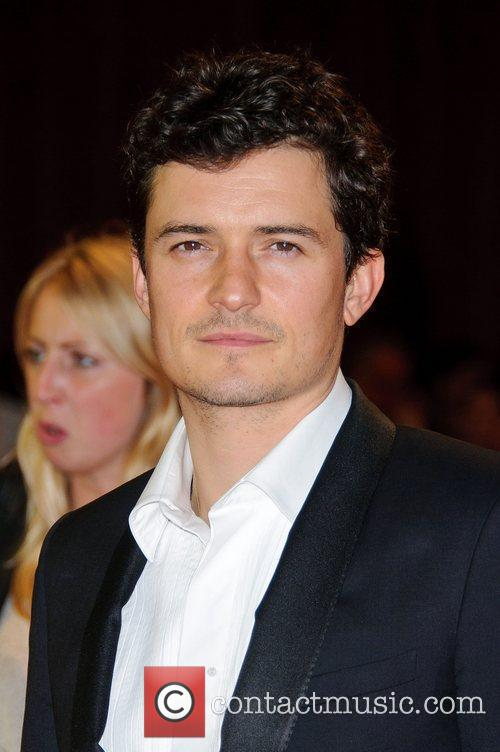 Orlando Bloom The World Premiere of 'The Three...