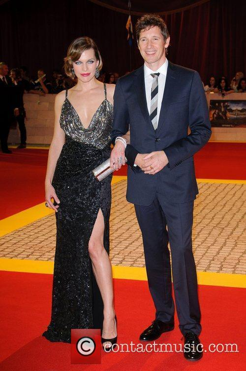 Milla Jovovich and Paul W.S Anderson The World...