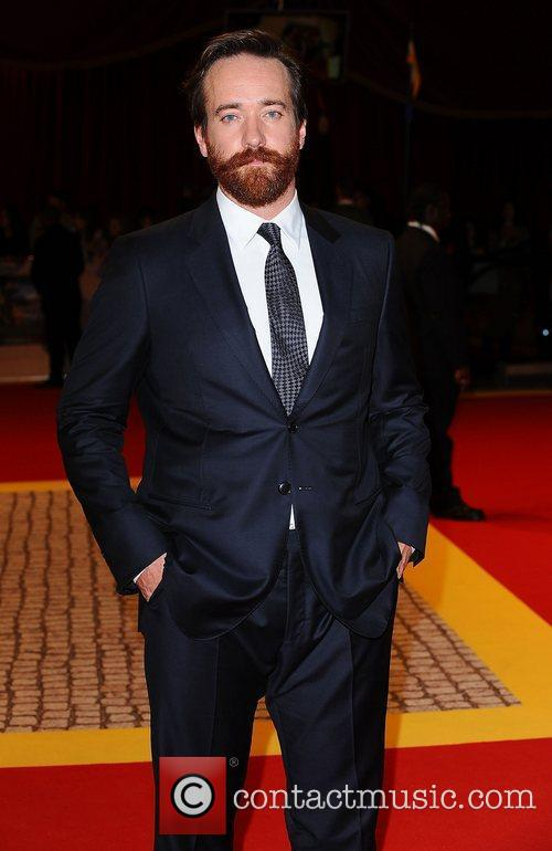 Matthew Macfadyen at the premiere of The Three...