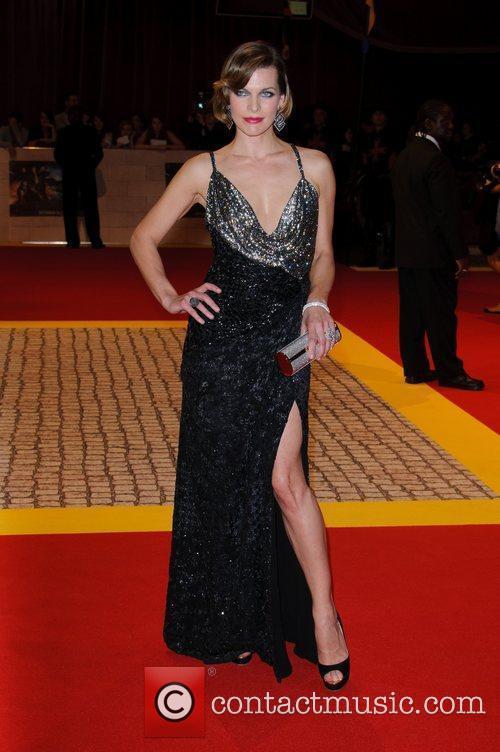 Milla Jovovich 'The Three Musketeers 3D' UK film...