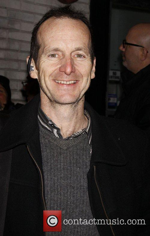 Denis O'Hare  Opening night of the Classic...