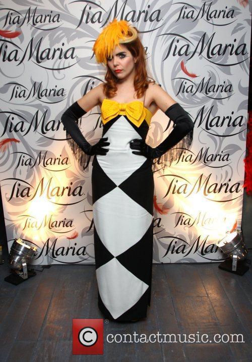 Tia Maria Masquerade Ball held at the Paramount...