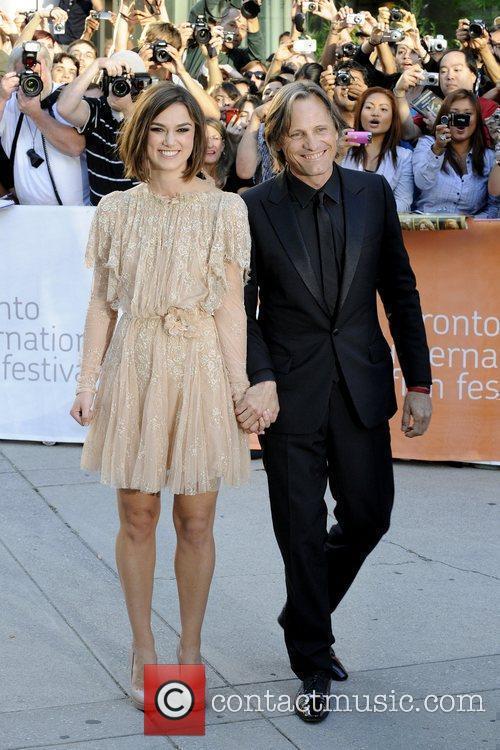 Keira Knightley and Viggo Mortensen 2