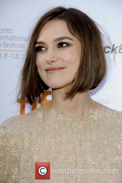 Keira Knightley  36th Annual Toronto International Film...