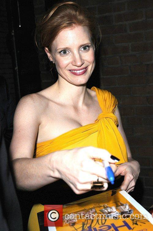 Jessica Chastain 36th Annual Toronto International Film Festival...