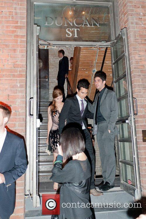 Kate Mara, Max Minghella 36th Annual Toronto International...
