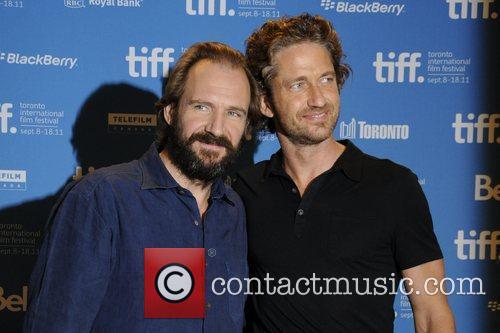 Ralph Fiennes and Gerard Butler 5