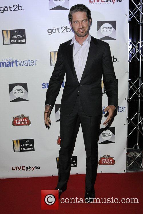 Gerard Butler  The Creative Coalition's 2011 Spotlight...