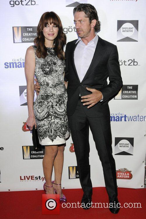 Michelle Monaghan and Gerard Butler  The Creative...