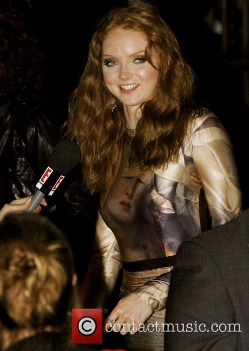 Lily Cole 36th Annual Toronto International Film Festival...