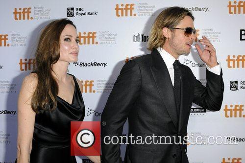 Angelina Jolie and Brad Pitt 7