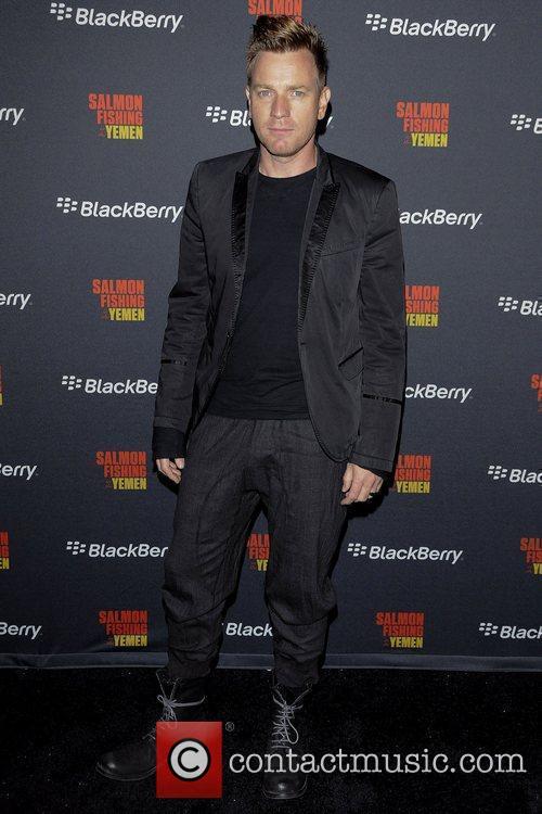 Ewan McGregor  36th Annual Toronto International Film...