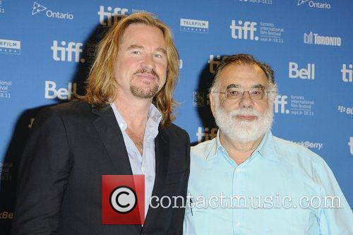 Val Kilmer and Francis Ford Coppola 3
