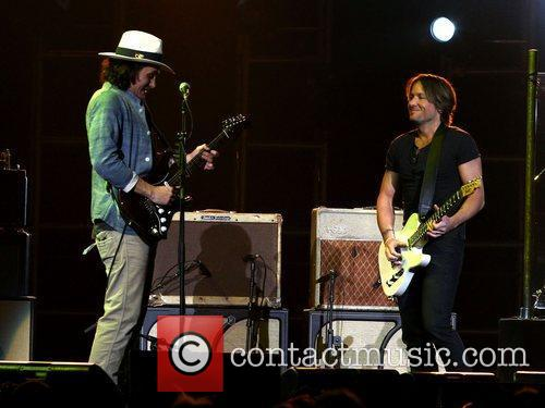 John Mayer and Keith Urban 2