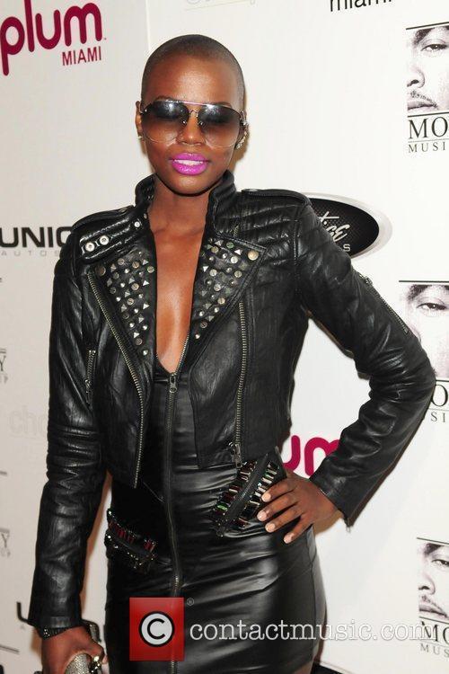 V. Bozeman Plum TV Miami hosts Timbaland's birthday...