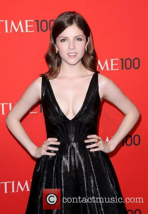Anna Kendrick at the TIME 100 Gala, TIME'S...