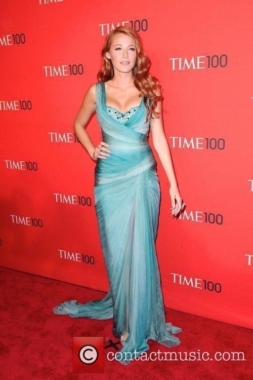 Blake Lively at the TIME 100 Gala, TIME'S...