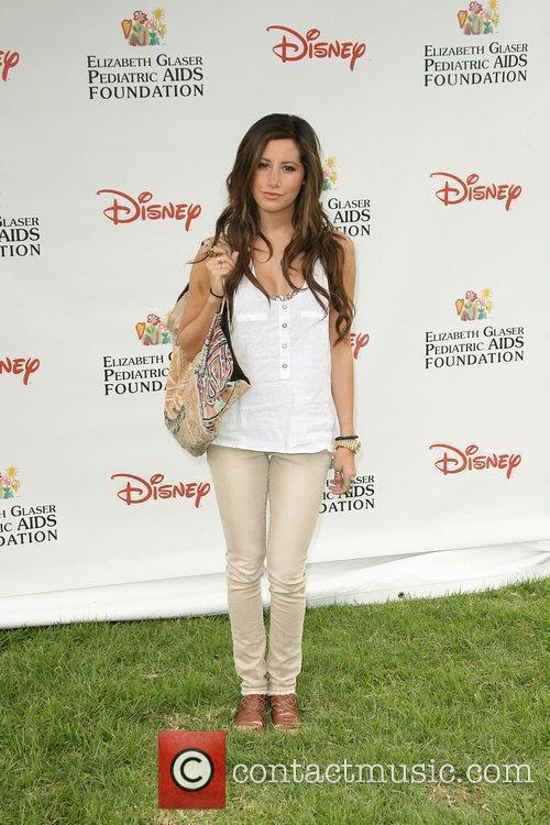 Ashley Tisdale 22nd Annual Time for Heroes Celebrity...