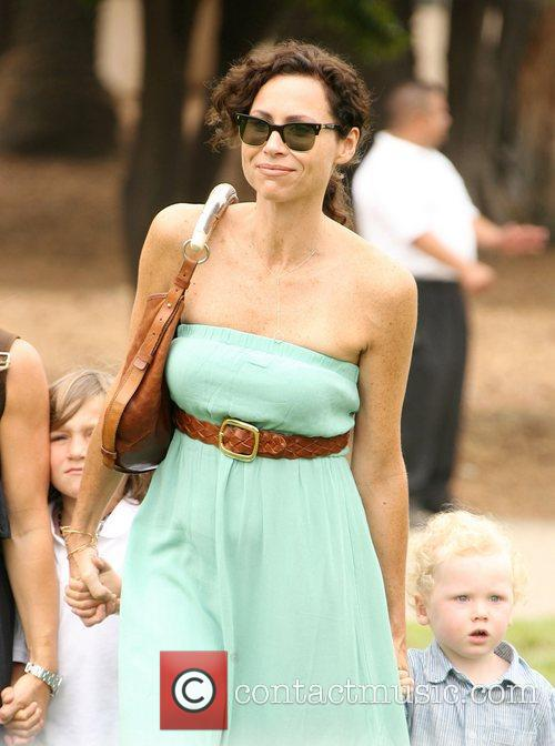 Minnie Driver 22nd Annual Time for Heroes Celebrity...