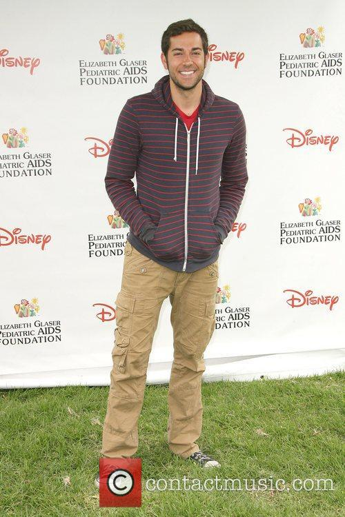 Zachary Levi 22nd Annual Time for Heroes Celebrity...
