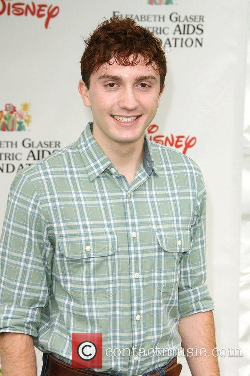 Daryl Sabara 22nd Annual Time for Heroes Celebrity...