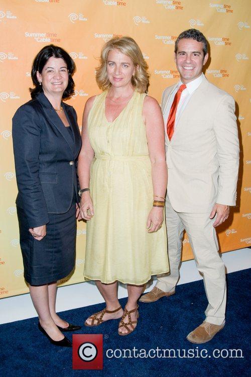 2011 Time Warner Cable Media Upfront - Arrivals