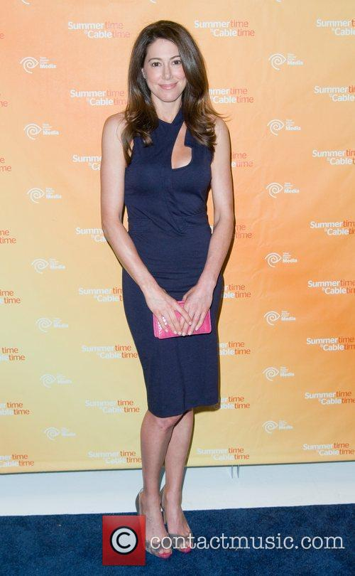 Katie Aselton 2011 Time Warner Cable Media Upfront...