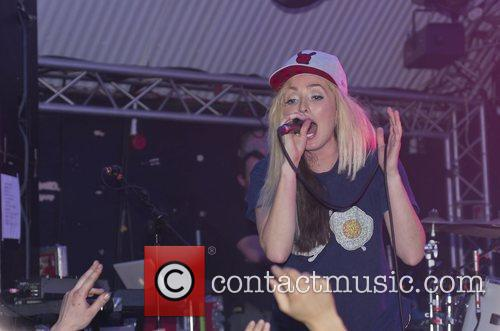 Katie White and The Ting Tings 13