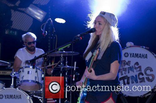 Katie White and The Ting Tings 6