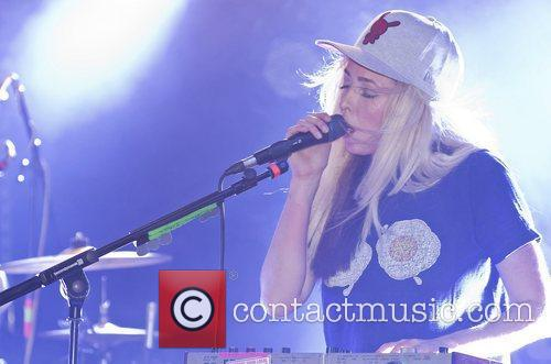 Katie White and The Ting Tings 3