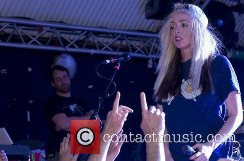 Katie White and The Ting Tings 10
