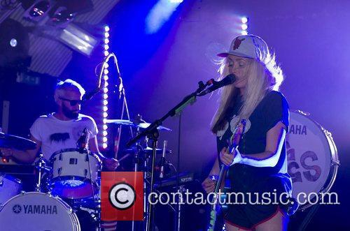 Katie White and The Ting Tings 4
