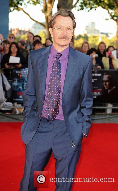 Gary Oldman The London Premiere of 'Tinker, Tailor,...
