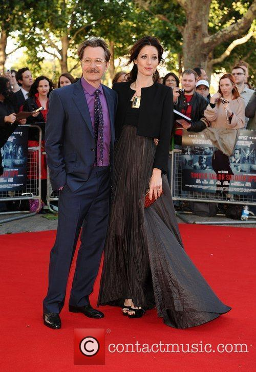 The London Premiere of 'Tinker, Tailor, Soldier, Spy'...