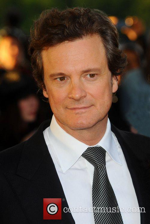 Colin Firth,  at the premiere of 'Tinker,...