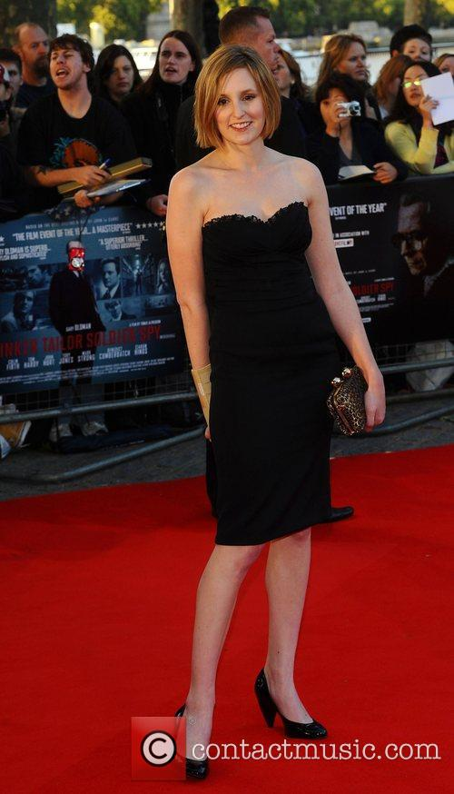 Laura Carmichael,  at the premiere of 'Tinker,...