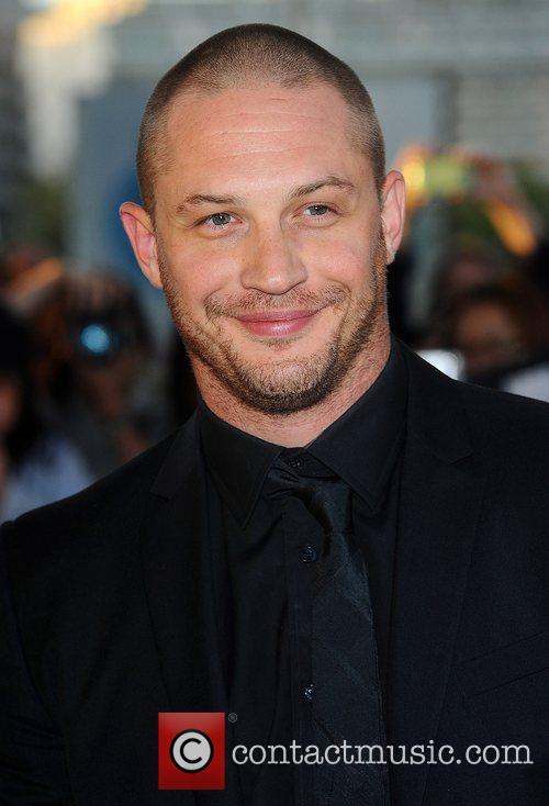 Tom Hardy,  at the premiere of 'Tinker,...