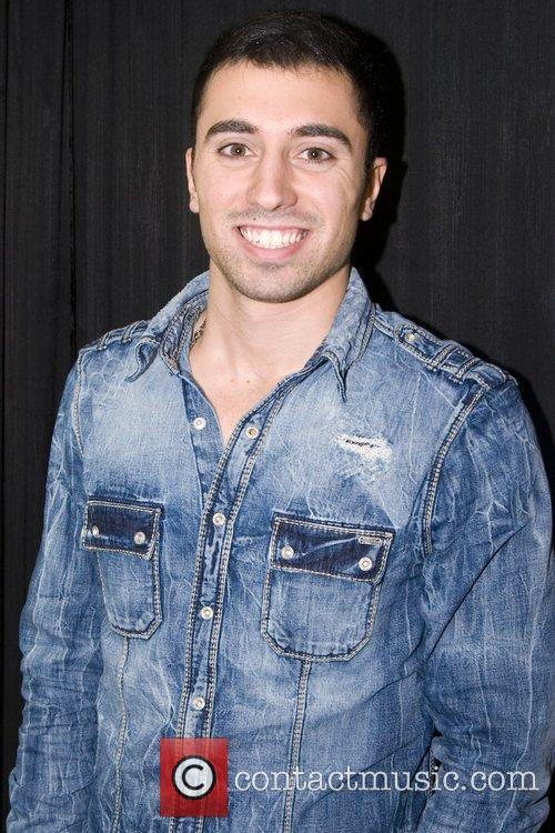Tino Coury performs at the 103.5 KISS FM...