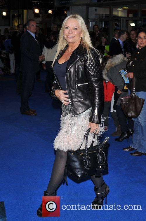 Pamela Stephenson and Odeon West End 3