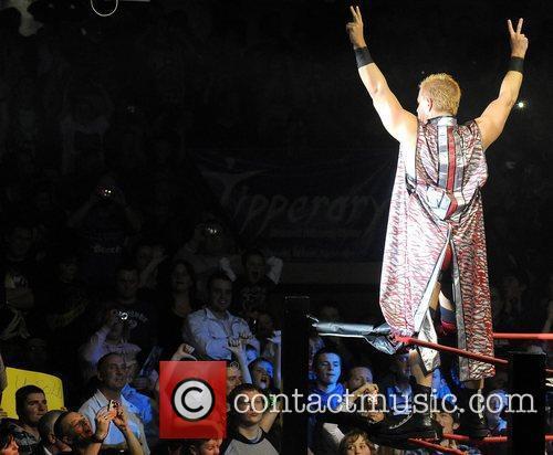 Jeff Jarrett TNA European Tour at the National...