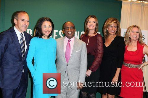 Matt Lauer, Al Roker, Ann Curry, Hoda Kotb and Kathie Lee Gifford 8