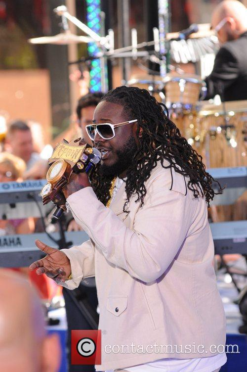 Performing at the Toyota Concert Series at the...