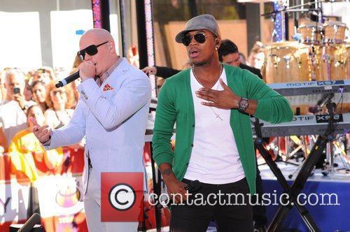 Ne-Yo and Pitbull 5