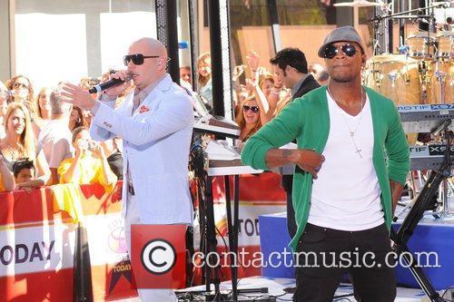 Ne-Yo and Pitbull 4