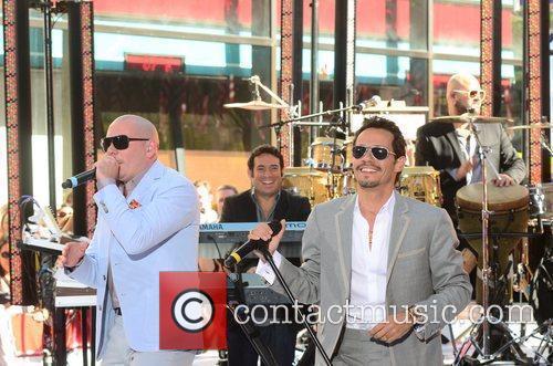 Pitbull, Marc Anthony