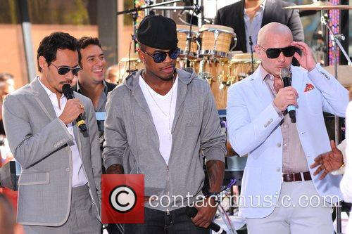 Marc Anthony, Ne-Yo, Pitbull