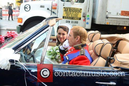 Matt Lauer, Ann Curry, Kate Middleton and Prince William 4